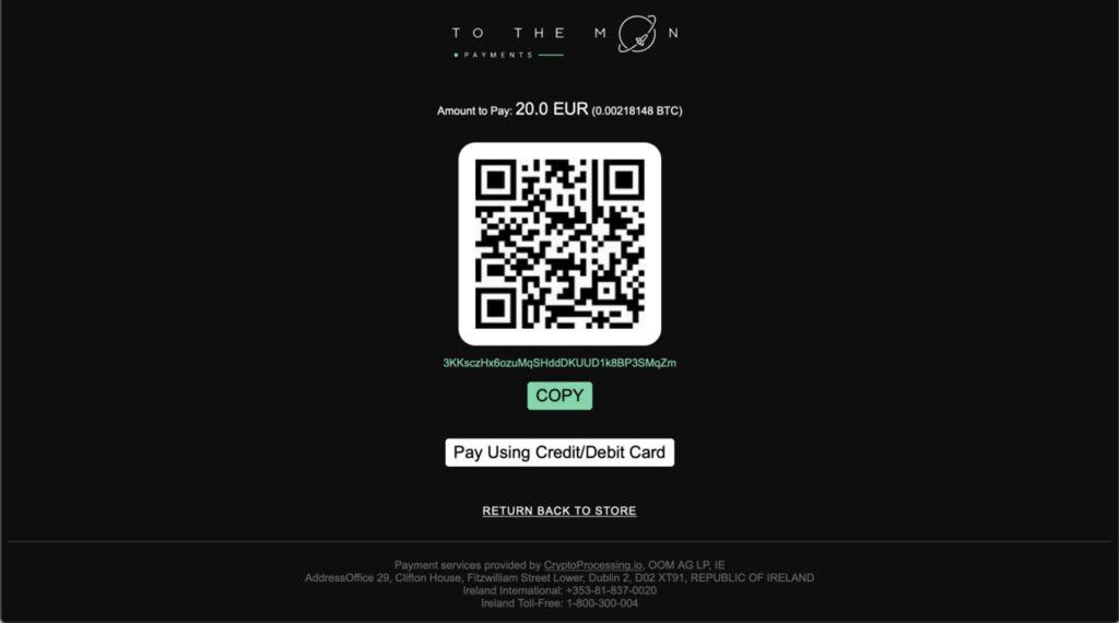 Как оформить криптовалютную карту TTM Bank? Инструкция для регистрации на сайте ttmbank.com