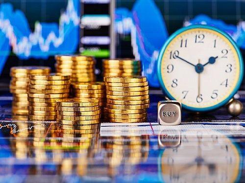 деньги часы