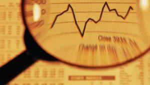 Аналитический анализ финансового рынка