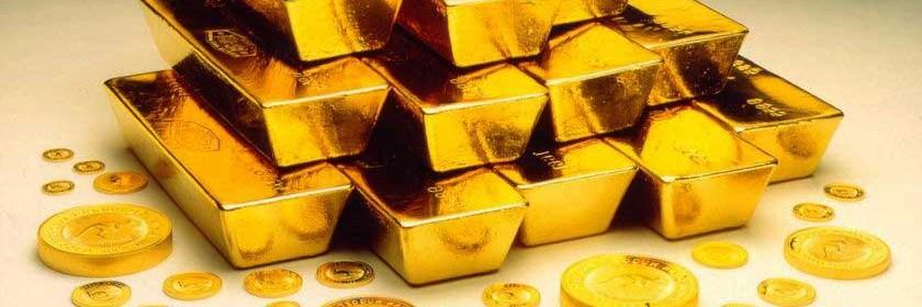 Лидирующие акции золотодобывающей промышленности